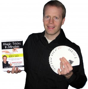 Allentown PA Magician and Author Eddy Ray