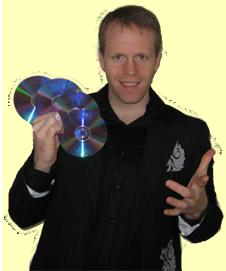 Pennsylvania Magician Eddy Ray
