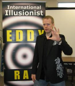 Harrisburg Dauphin County Magician Eddy Ray