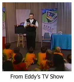 Pennsylvania Magician Eddy Ray's TV Show