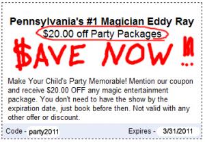 pennsylvania-kids-magician-eddy-ray-coupon copy
