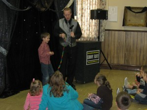 Magicians in Fleetwood For Kids